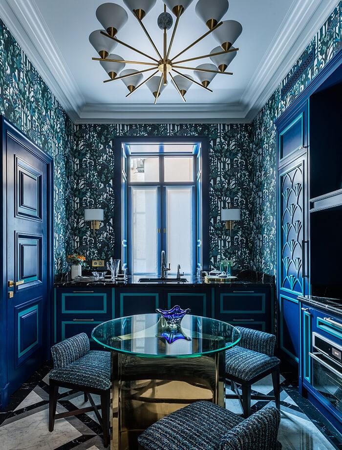 The Office Of Russian Interior Designer Boris Dmitriev Interior Design Russian Decor Russian Interiors