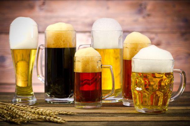 10 gode grunde: Øl er sundt - Newsbreak.dk