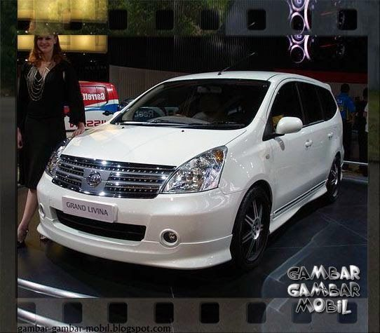 84 Gambar Mobil Grand Livina HD Terbaik