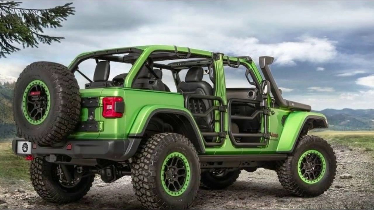 Mojitos And Lift Kits The 2018 Jeep Wrangler Jl Is All Ready For