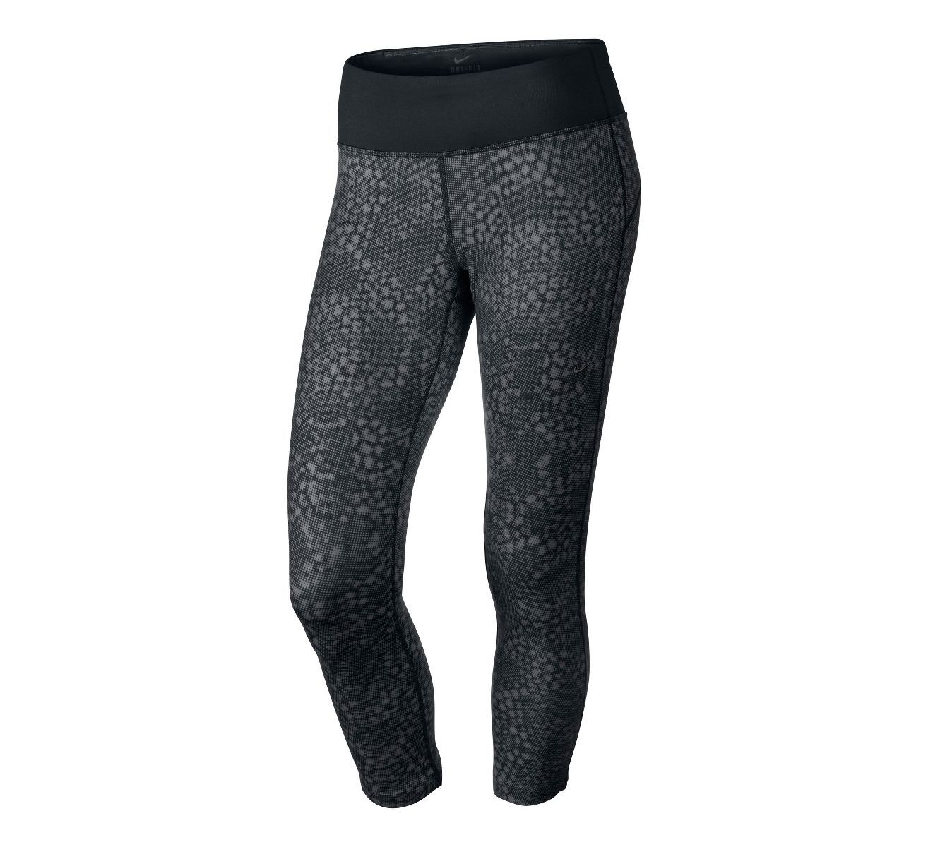 Womens Nike Epic Run Printed Crop Capri Tights at Road Runner Sports