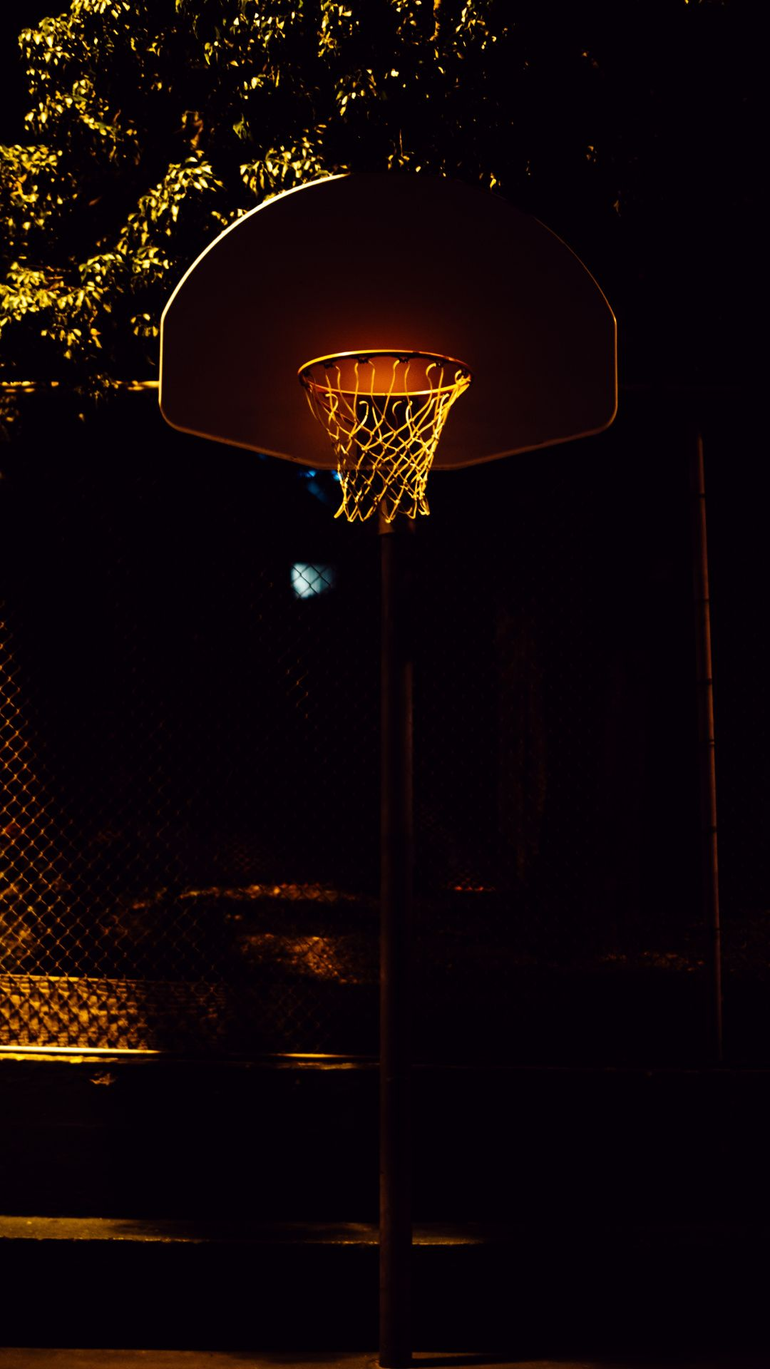 Wallpapers Lighting Sky Light Night Darkness Light Sports Wallpapers Basketball Wallpaper