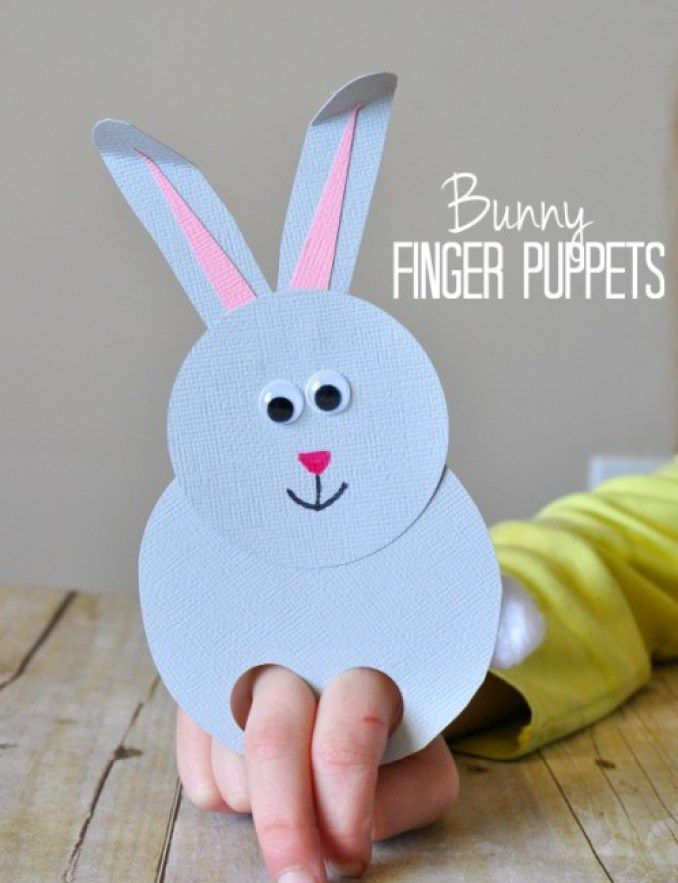 Over 25 Bunny Craft Ideas And Diy Projects Bunny Easter Crafts