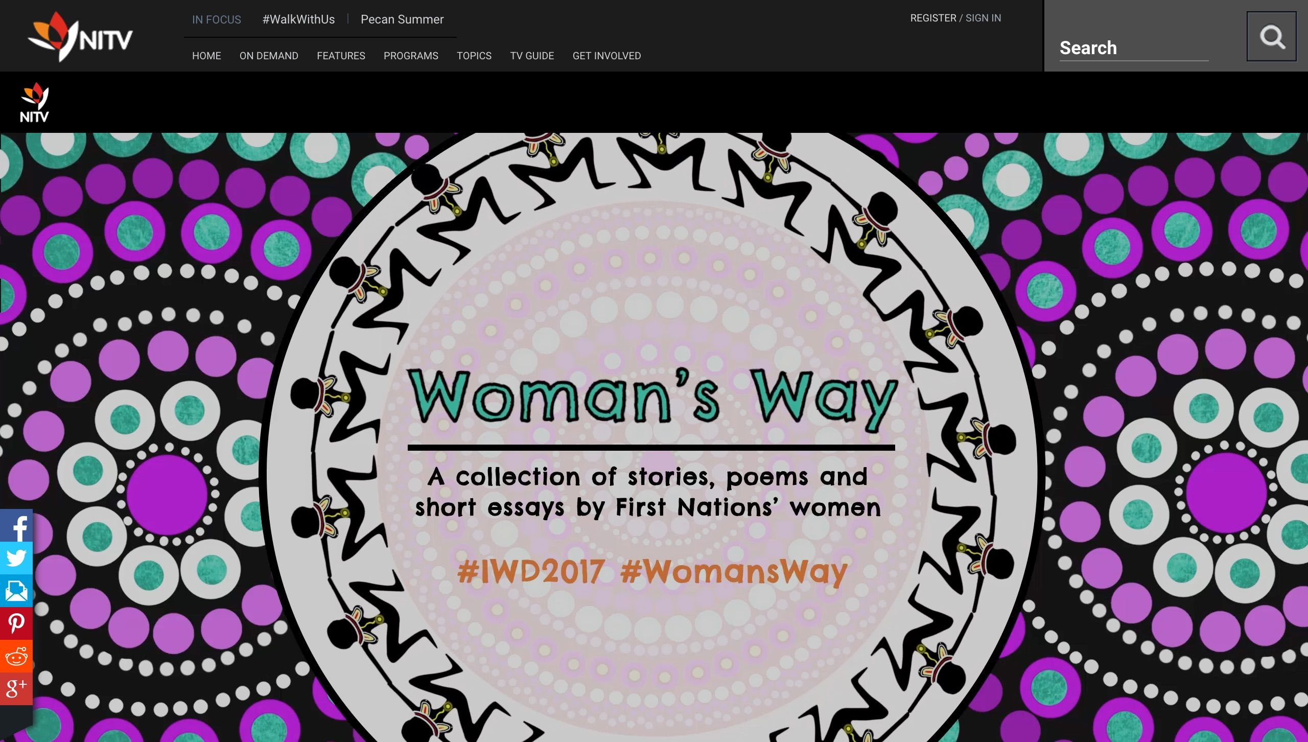w s way a collection of stories poems and short essays by w s way a collection of stories poems and short essays by first nations women nitv news features shorts poem and short essay