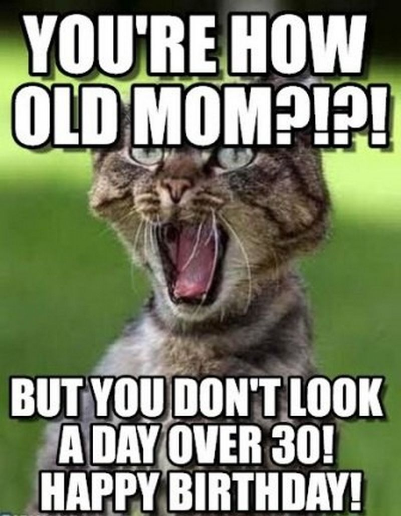 Funny Daughter Birthday Memes From Mom