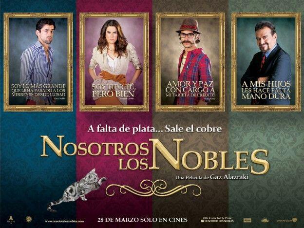 Nosotros Los Nobles Upcoming Movies Movies To Watch Movie Posters