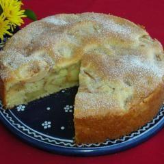 Apfel-Rührkuchen (ohne Ei)