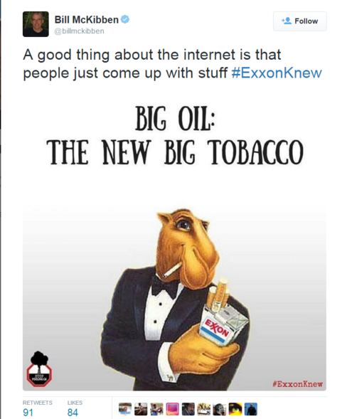 Image result for big oil and big tobacco