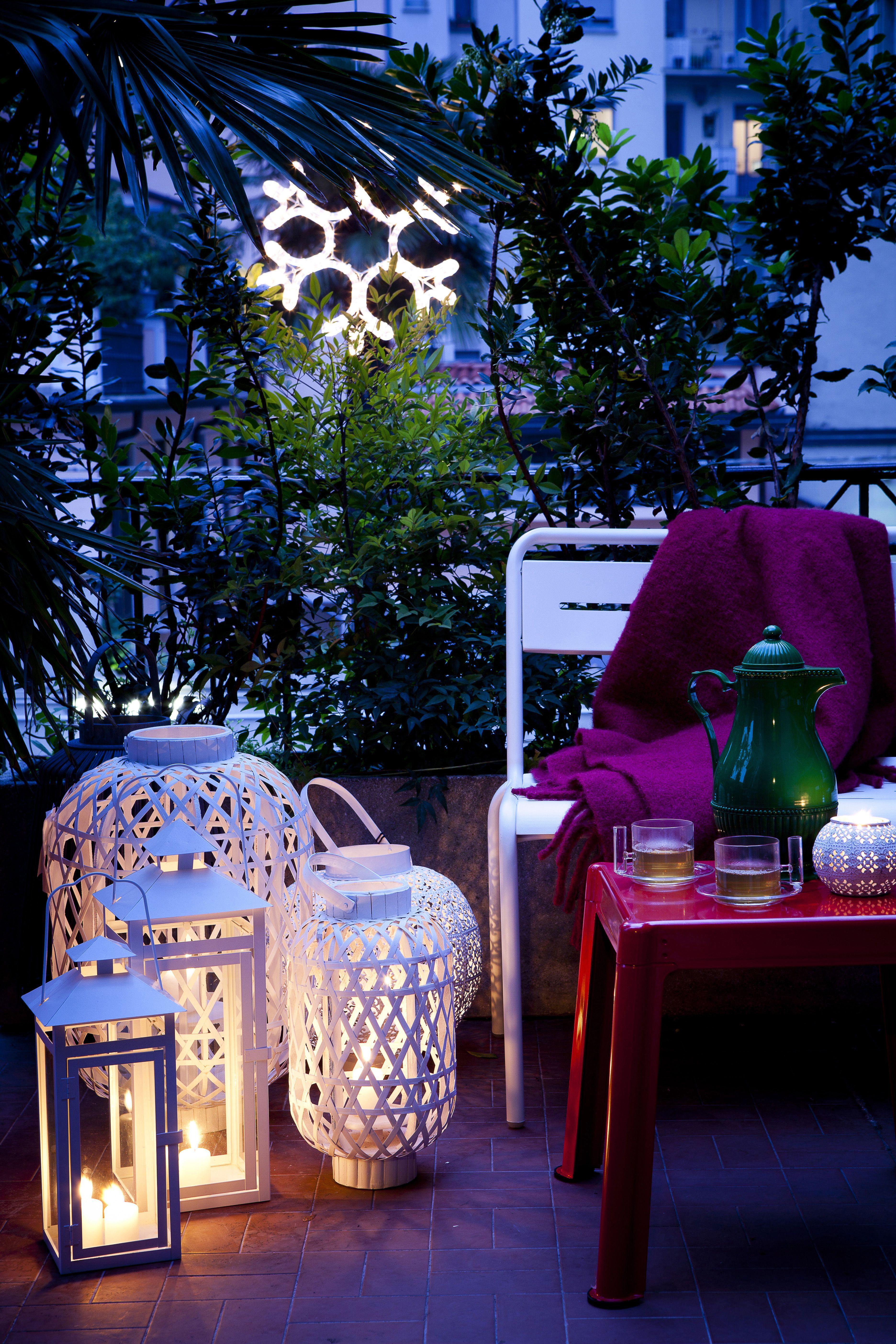 L 39 illuminazione di casa idee originali con le lanterne - Idee originali per la casa ...