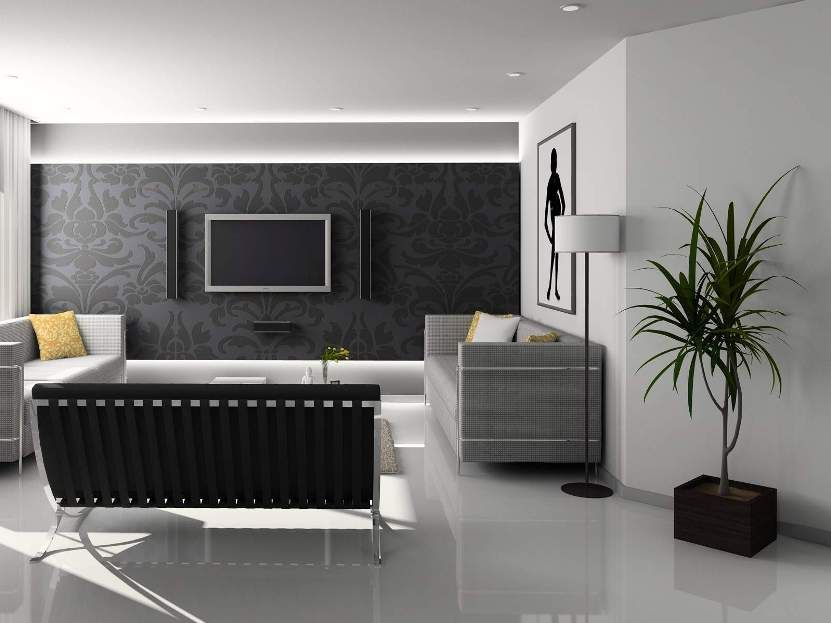 Amazing Modern House Paint Colors Living Room Designs - Modern house colors interior