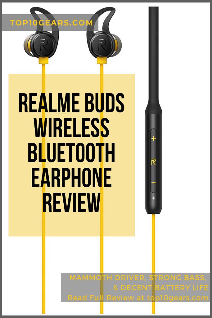 Realme Buds Wireless Earphone Review In 2020 Wireless Earphones Earphone Wireless