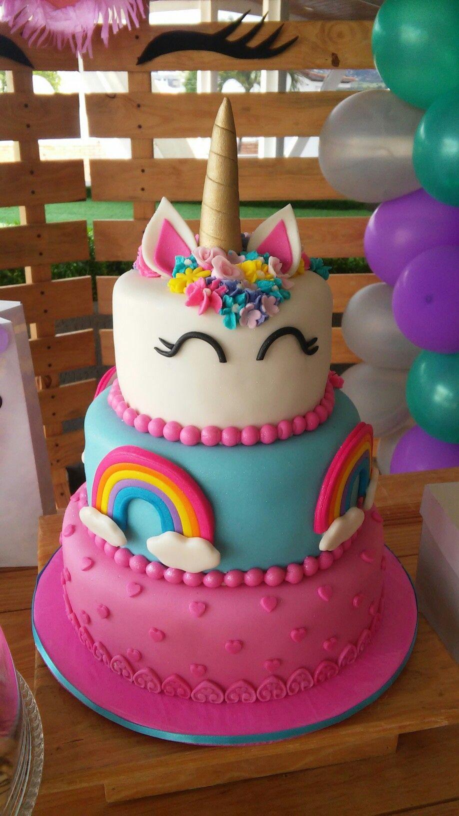 Fabulous Kendalls 6Th Birthday Cake Unicorn Birthday Cake 6Th Birthday Funny Birthday Cards Online Barepcheapnameinfo