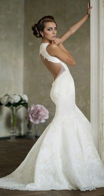 Vestidos de novia elegantes ¡15 Imagenes de moda! - Somos Novias ...