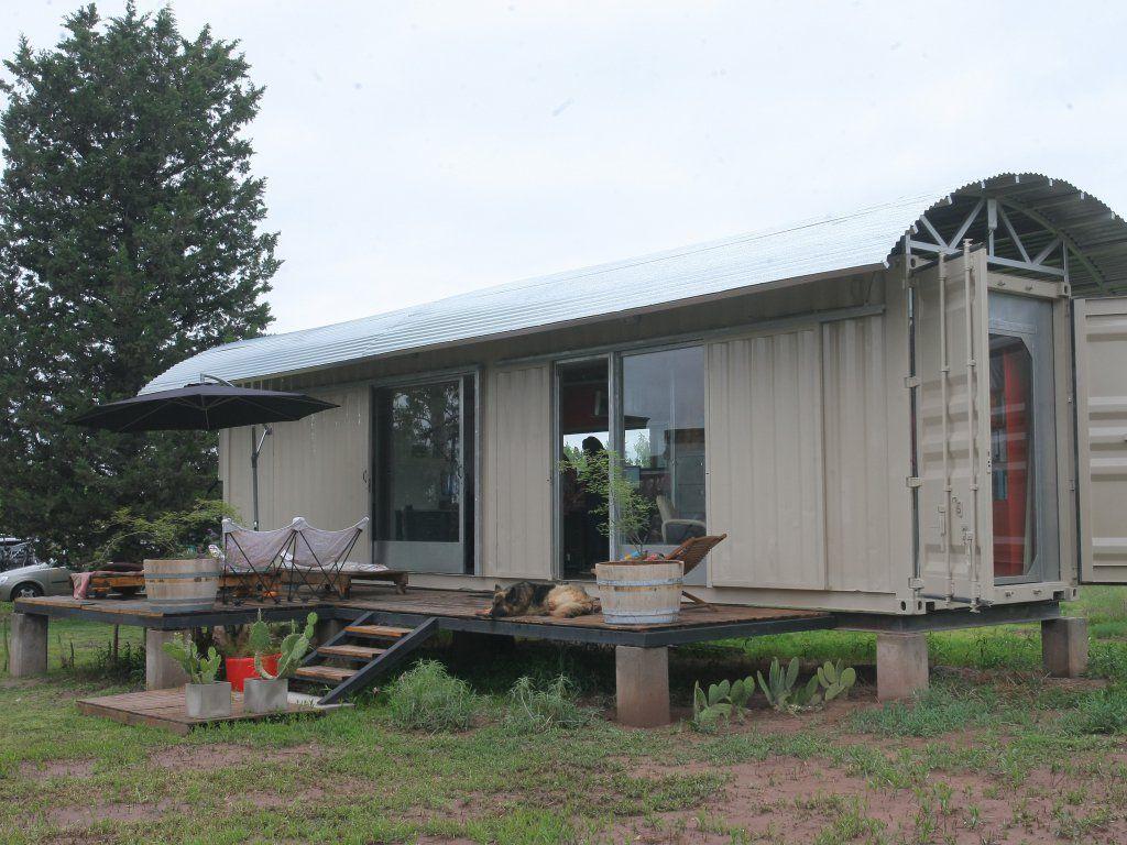 casa con contenedores - 6 | Casas eco | Pinterest | Casas, Casas ...