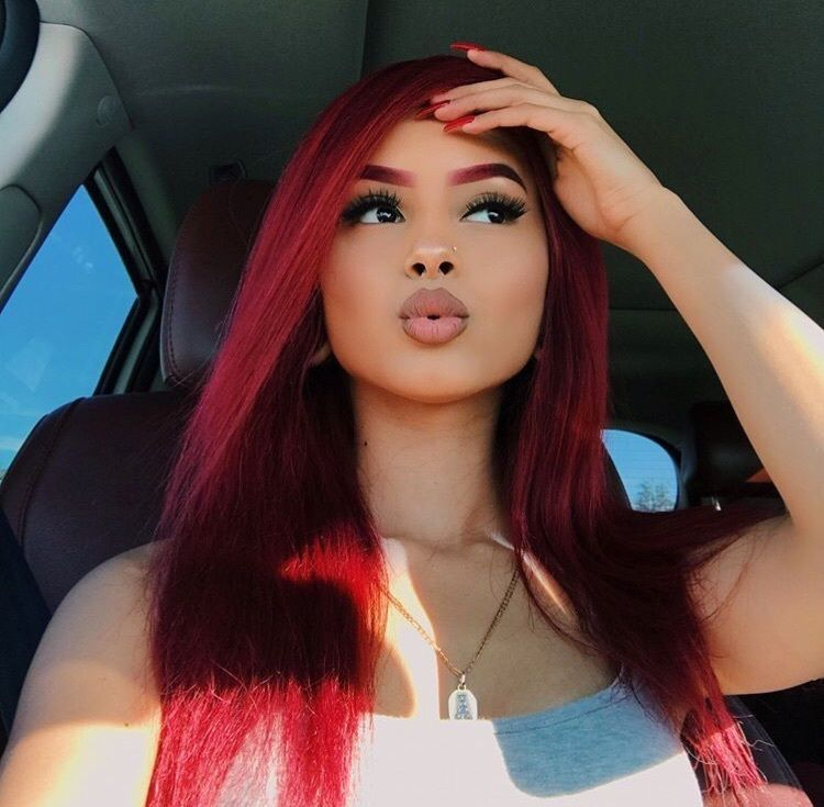 Pin by Tajee on quotes | Girl hair colors, Hair styles ...