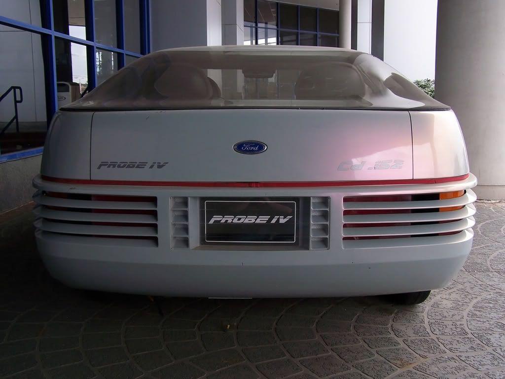 Ford Probe Iv