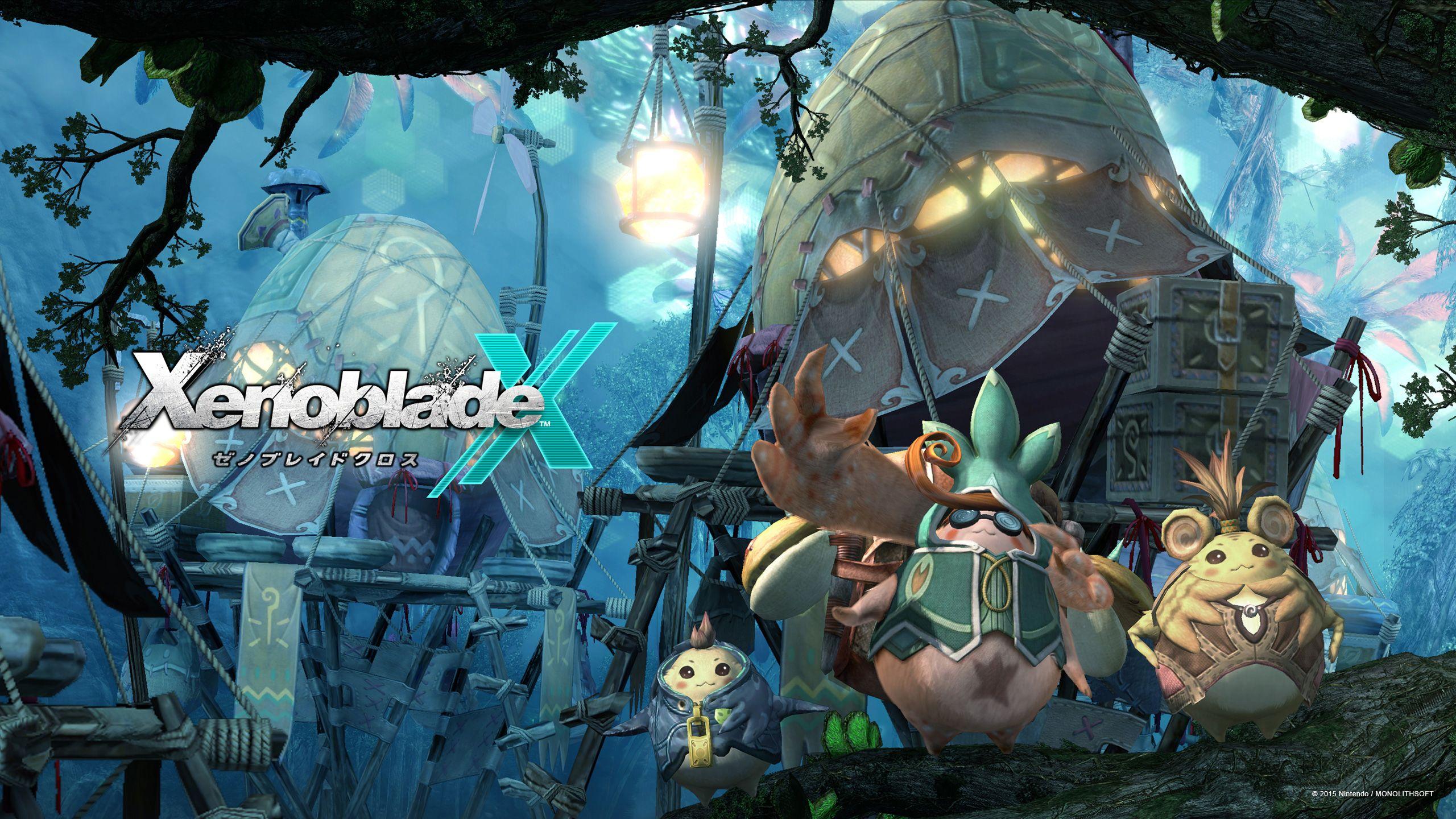 Video Game Xenoblade Chronicles X Wallpaper Xenoblade Chronicles