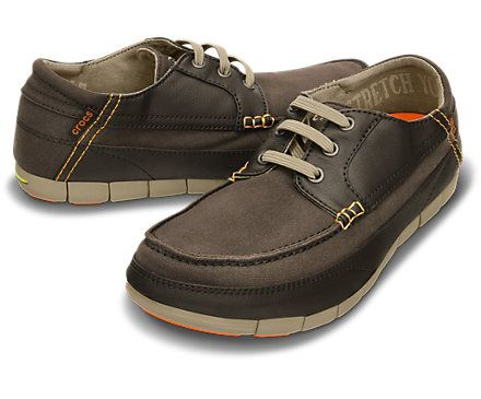 318bc9e607013d Crocs Men s Stretch Sole Lace-up