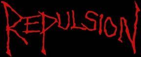 Repulsion Discography At Discogs Band Logos Metallic Logo Neon Signs