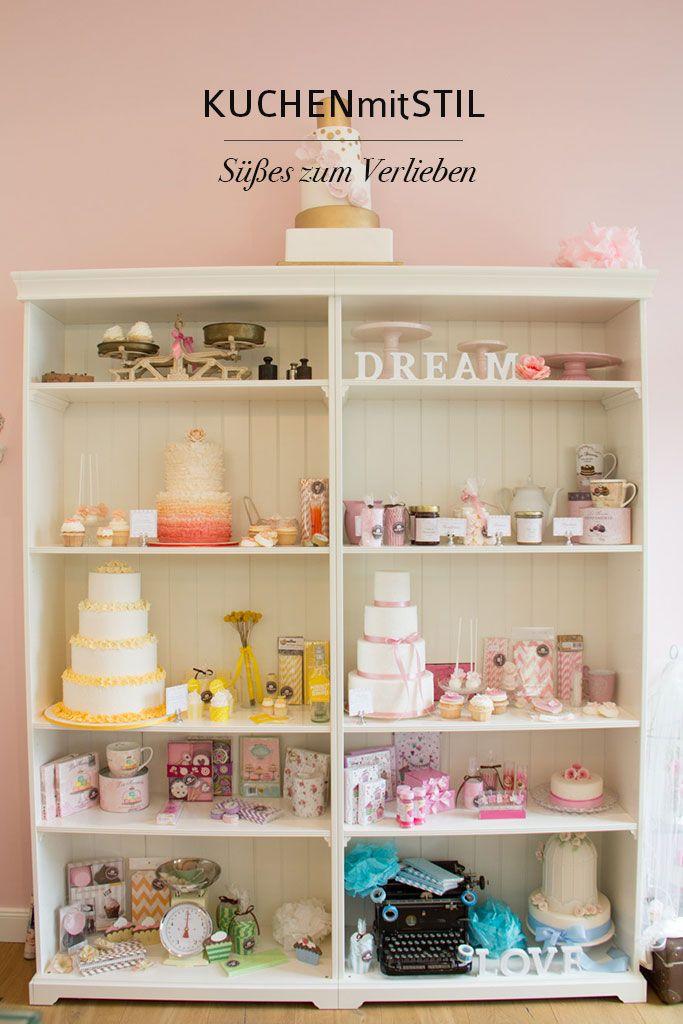 Süßes zum Verlieben: KuchenmitStil | http://www.weibi.at/hochzeit-planen/suesses-zum-verlieben-kuchenmitstil/