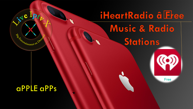 iHeartRadio Free Music & Radio Stations App (Updated