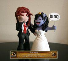 A Warcraft Wedding Ceremony Script By Tallmancreations On Deviantart World Of Warcraft Warcraft World Of Warcraft Gold