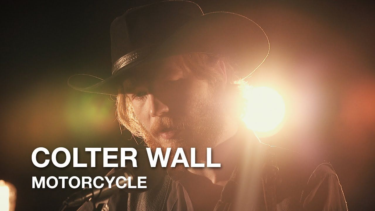 colter wall motorcycle first play live old folks on colter wall id=23977