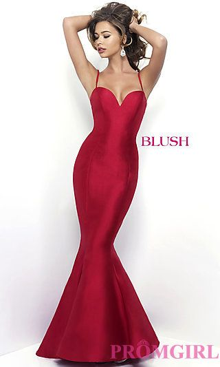 PromGirl.com Dresses Red