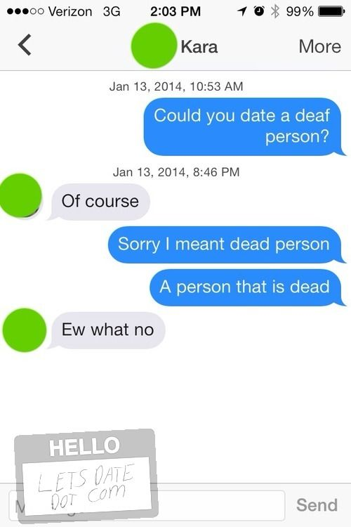 Online dating people are shallow