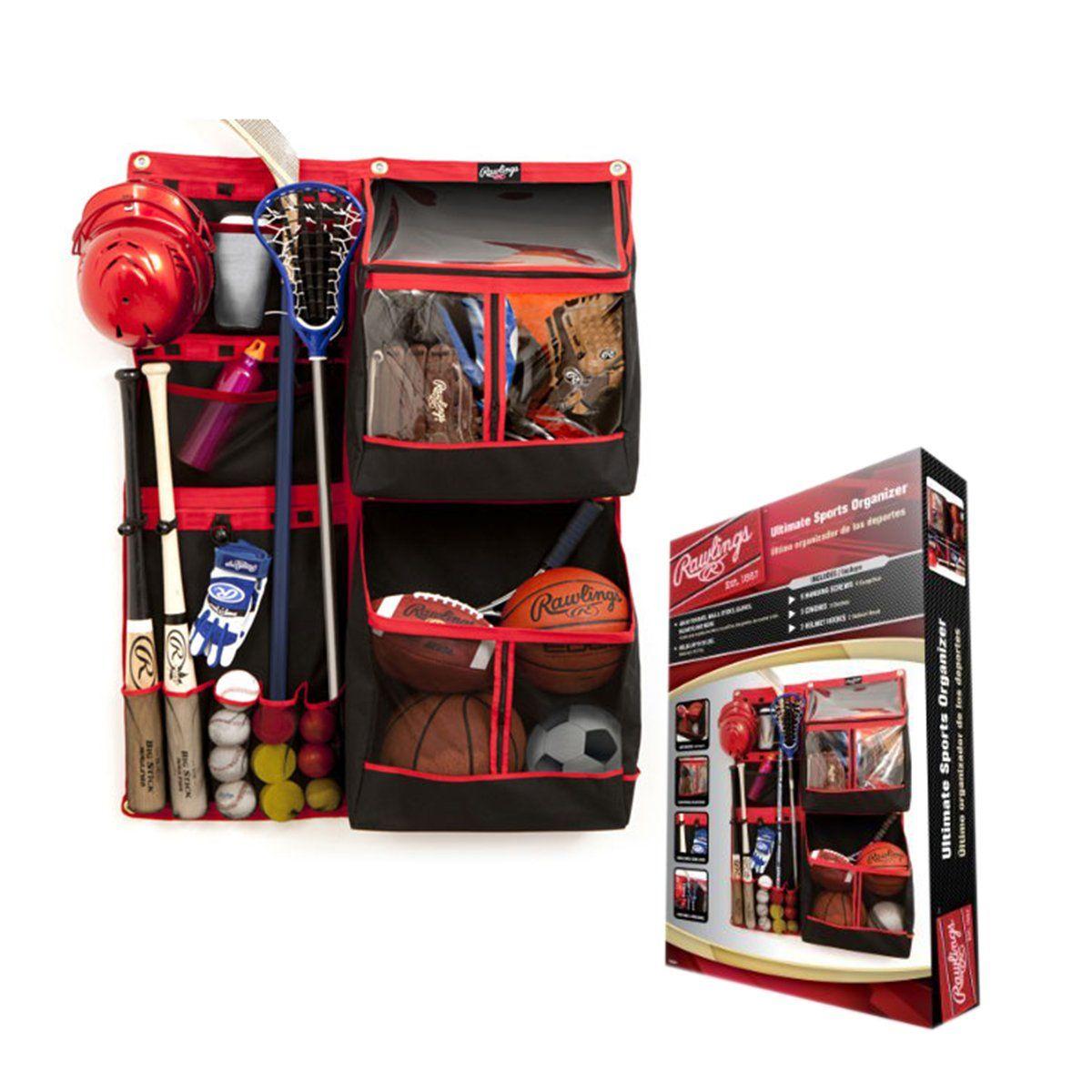 Rawlings Ultimate Sports Equipment Organizer FSSB36 Bats
