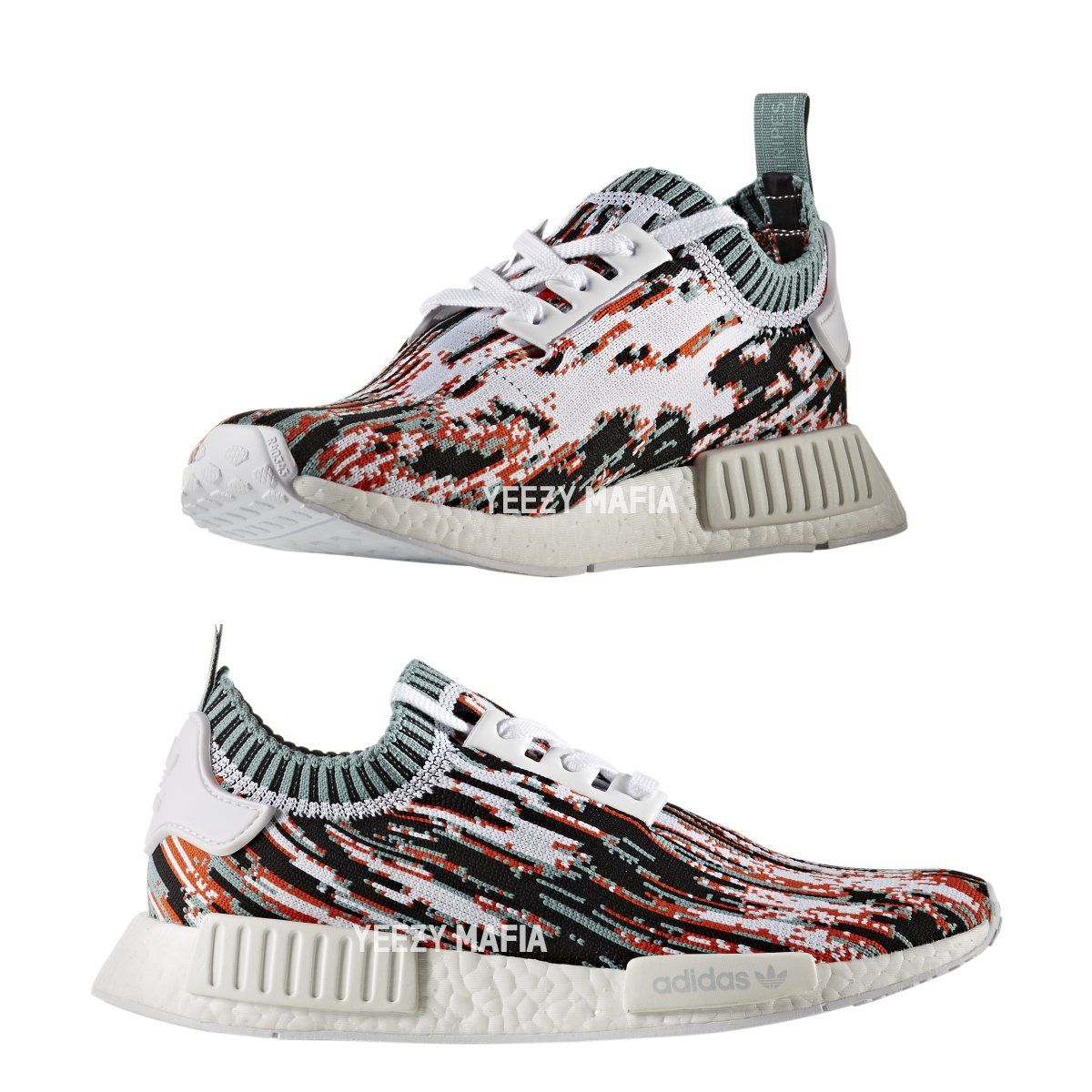 New NMD R1 PK Gucci glitch coming spring 2017