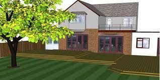 Image result for decking ideas for sloping garden | Sloped ... on Decking Ideas For Sloping Garden id=30072