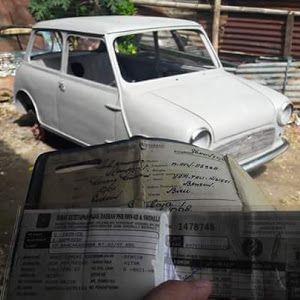 Bukalapak Mobil Klasik Morris Mini Cooper Tahun 1961 Magetan