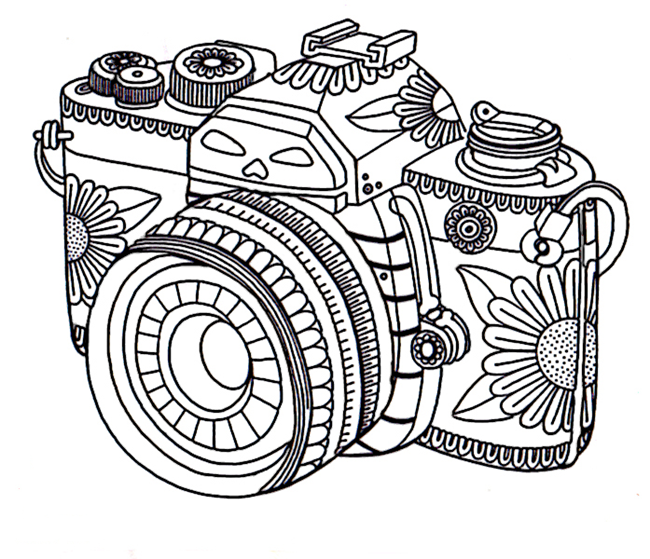 Free adult coloring pages for adults...this one might be my new ...