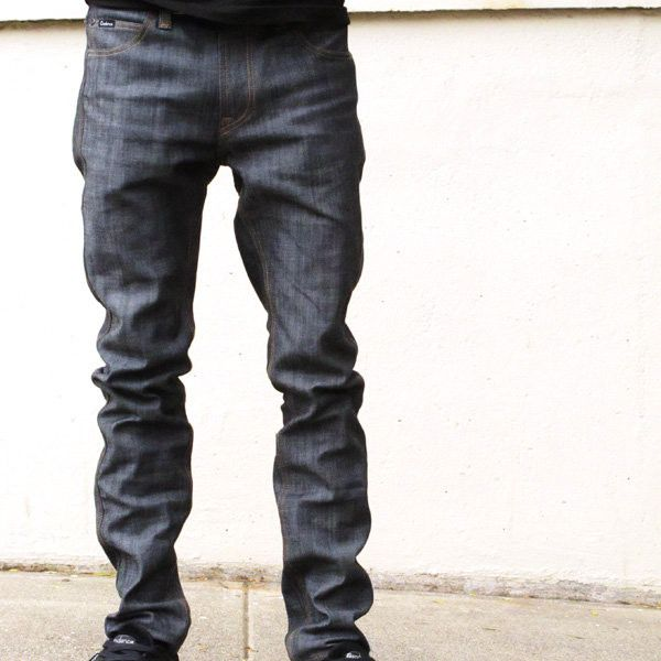 Cadence Collection Raw Denim