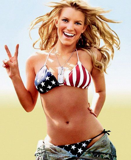 d972ded683 jessica simpson stars stripes usa flag bikini