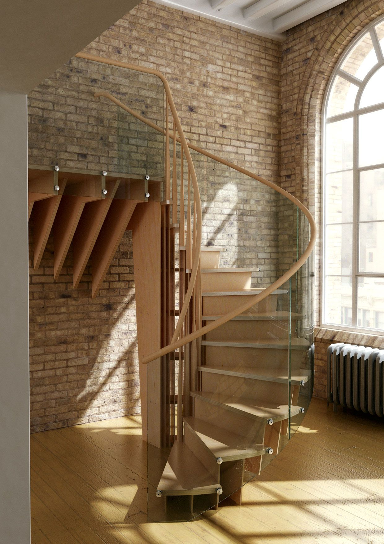 Staircase Design Part - 37: Unique And Creative Staircase Designs For Modern Homes