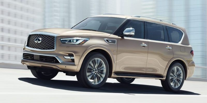 Used Infiniti Qx80 For Sale In Bakersfield Ca Cargurus In 2020 Infiniti Car Dealership New Cars