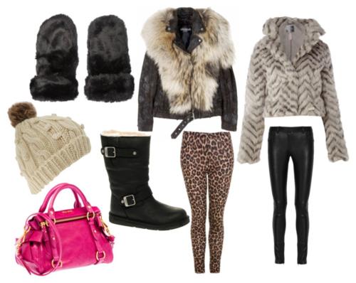 Polyvore winter set clothes