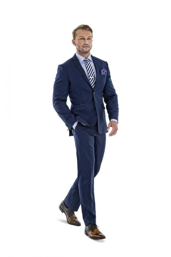 d666142742e9 Pin by Taylor thomas on for rufael | Blue suit men, Suits, Mens suits