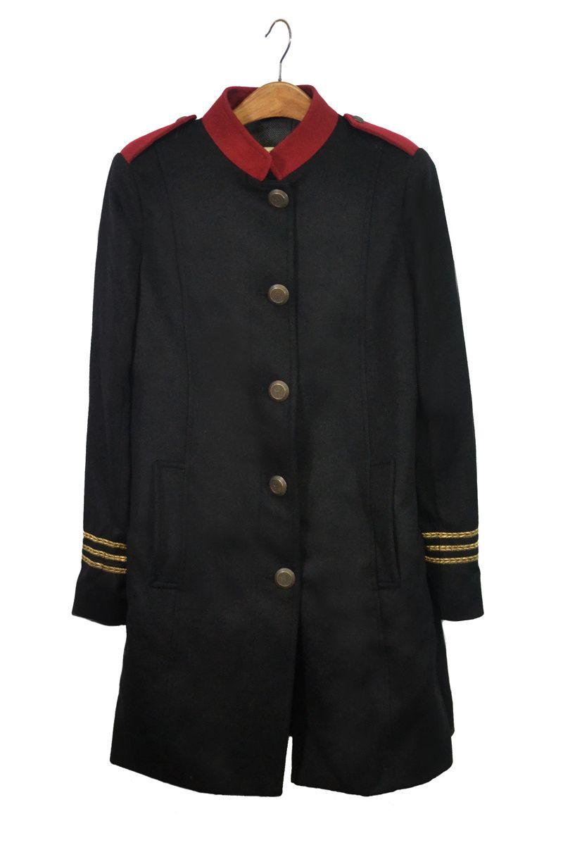 Prenda militar de abrigo