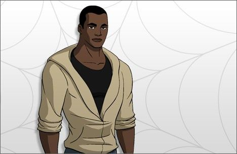 Ultimate Spider Man (Luke Cage)