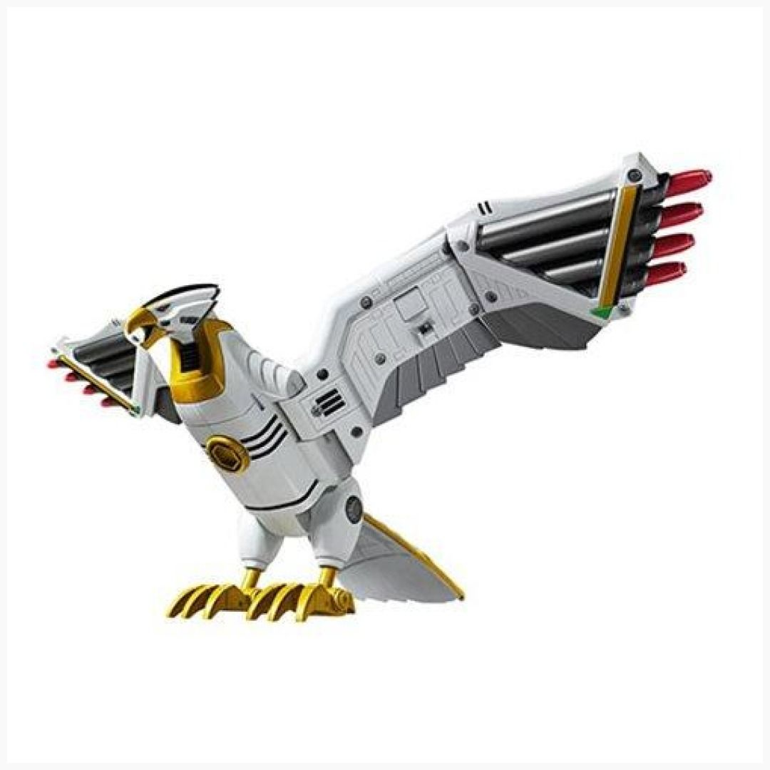Bandai Mighty Morphin Power Rangers Legacy Falconzord Action Figure
