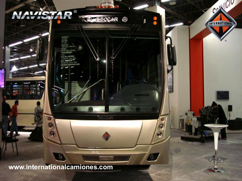 autobus TRUCKS SEMINUEVOS. El bastidor del modelo 3000 RE, cuenta ...