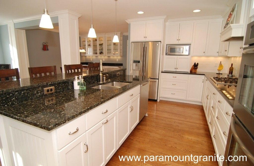 What Idea Goes With Verde Erfly Granite