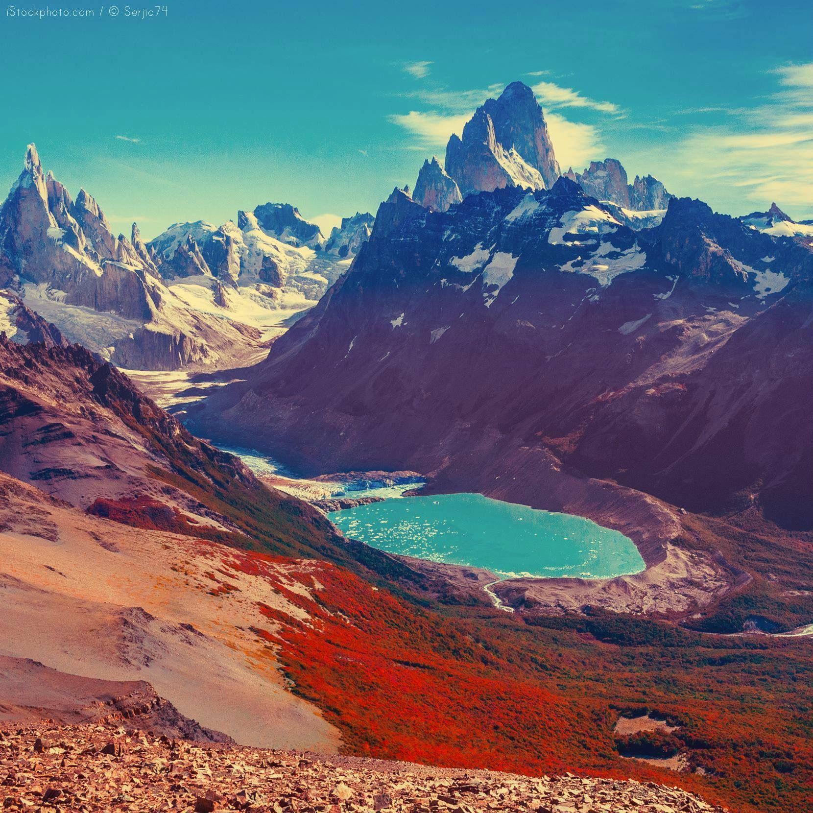 Beautiful Places Names World: Le Cerro Torre, Un Sommet De Patagonie Entre L'Argentine