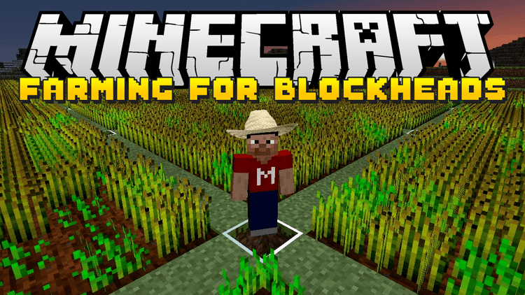 Farming for blockheads mods 11221121 minecraft download farming for blockheads mod is a fairly simple mod if you are a minecraft player who enjoys building high yielding rice fields or fruit gardens gumiabroncs Gallery