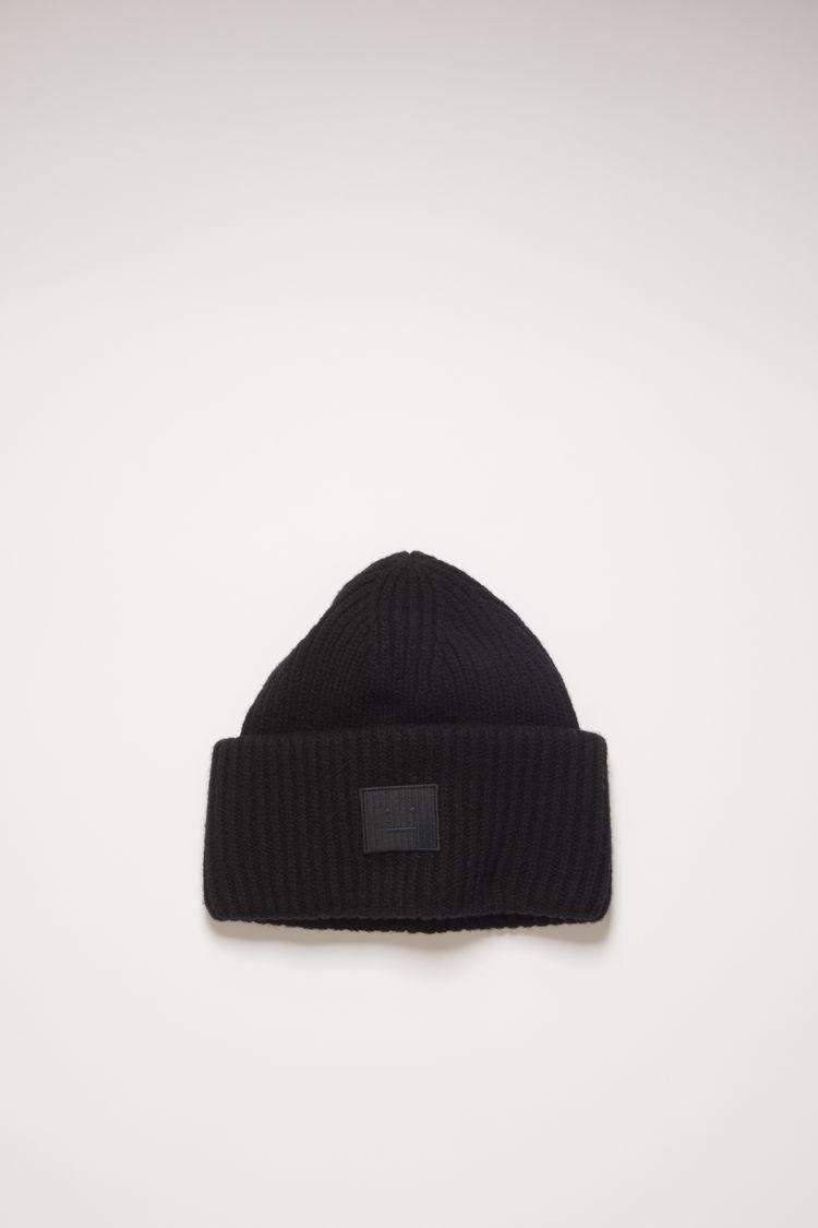 Acne Studios Women S Hats Beanie Hats Knit Beanie Hat Beanie