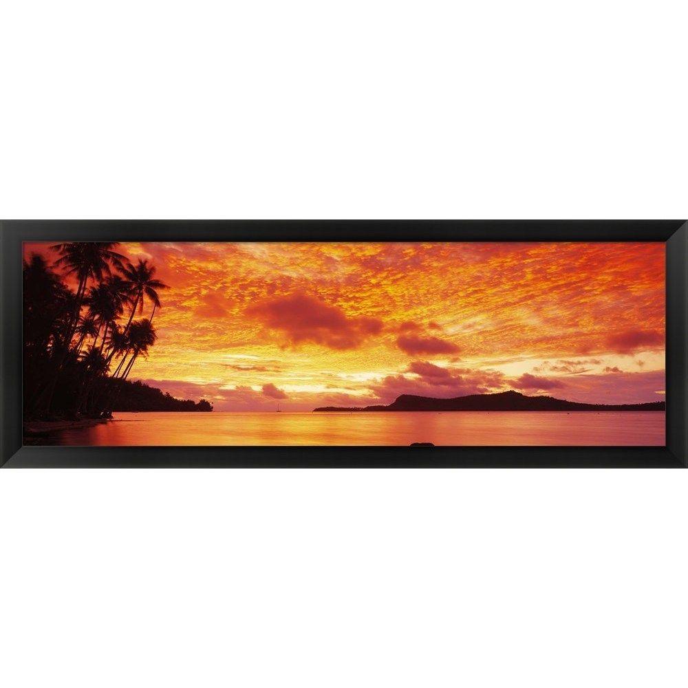 'Sunset, Huahine