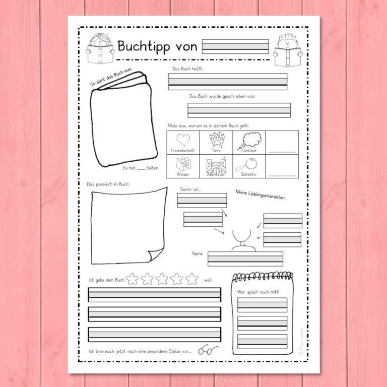 Frau Locke Grundschultante Buchvorstellung Grundschule Buch Tipps Buchvorstellung